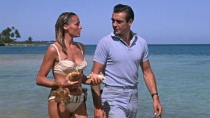 Dr No Ursula Andress Sean Connery
